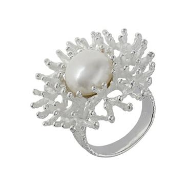 кольцо из серебра s210540010