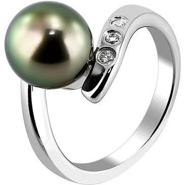 Кольцо IZA.B из серебра BU-003-BAG