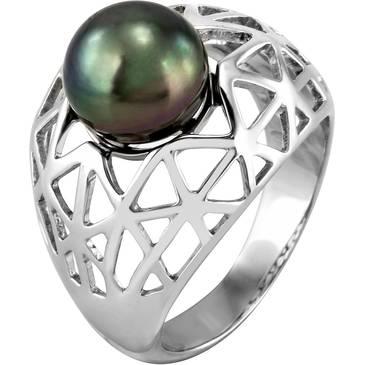 Кольцо IZA.B из серебра NI-021-BAG