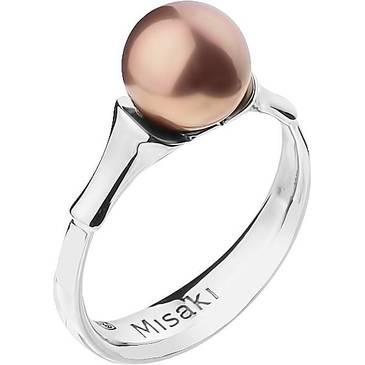 Кольцо Misaki из серебра QCRRETHNICACOPPER
