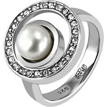 Кольцо Misaki из серебра QCURORBIT