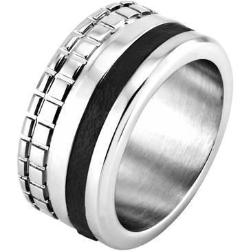 Кольцо Zeades из стали ZMR03042