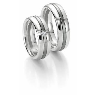 Кольцо Breuning из желтого золота 48700623-0-44