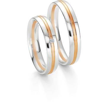 Кольцо Breuning из желтого золота 48/04070