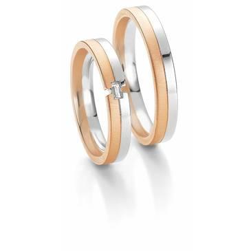 Кольцо Breuning из желтого золота 48700509-0-48