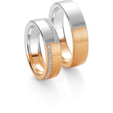 Кольцо Breuning из желтого золота 48/03211