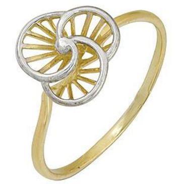 кольцо из желтого золота 1403201506