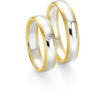Кольцо Breuning из желтого золота 48/04061