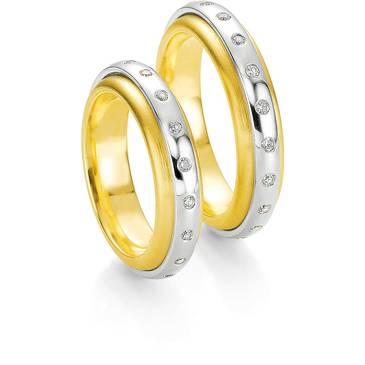 Кольцо Breuning из желтого золота 48/05085/42