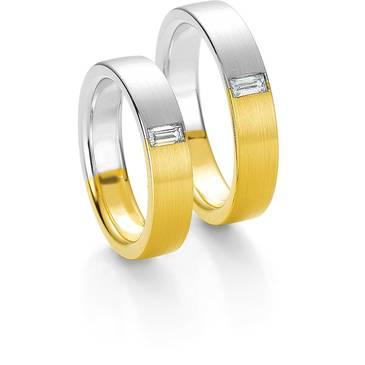 Кольцо Breuning из желтого золота 48/03220