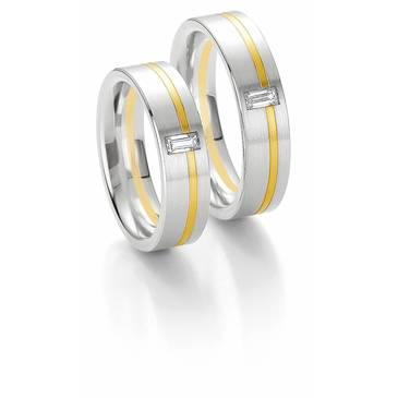 Кольцо Breuning из желтого золота 48/03350