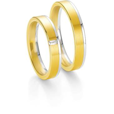 Кольцо Breuning из желтого золота 48/04147