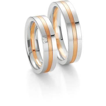 Кольцо Breuning из желтого золота 48/04005