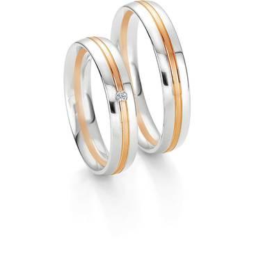 Кольцо Breuning из желтого золота 48/04069