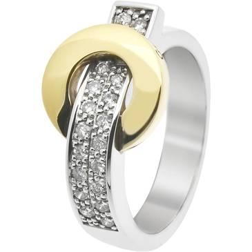 Кольцо Guy Laroche из желтого золота TC021XB3