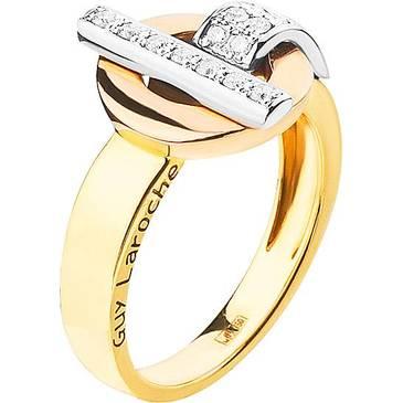 Кольцо Guy Laroche из желтого золота TY007TB3