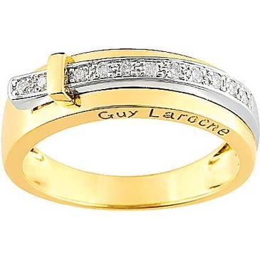 Кольцо Guy Laroche из желтого золота TA010XB3