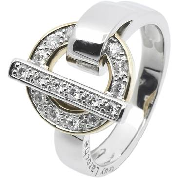 Кольцо Guy Laroche из желтого золота TZ010BB3