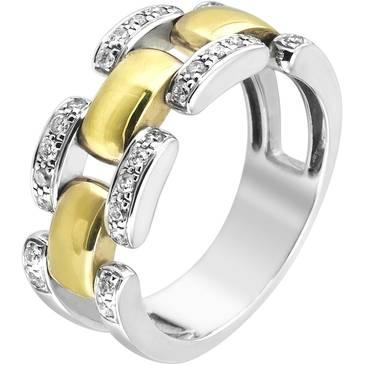 Кольцо Guy Laroche из желтого золота TC031XB3
