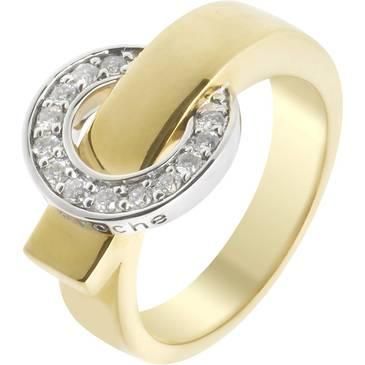 Кольцо Guy Laroche из желтого золота TC020XB3