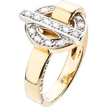 Кольцо Guy Laroche из желтого золота TZ009BB3
