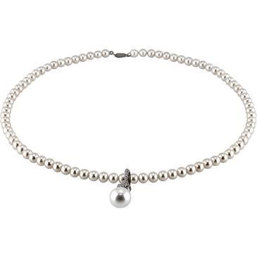 Ожерелье Comete из белого золота FWQ 140