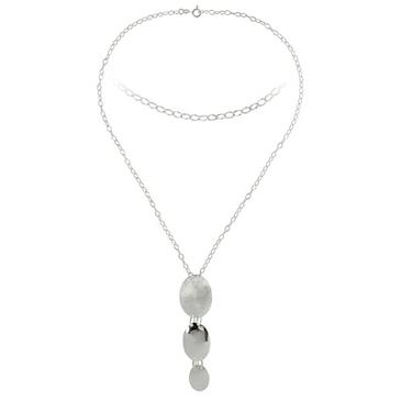 классическое Колье из серебра ref172001