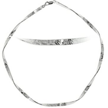 колье из серебра 0219hk2256