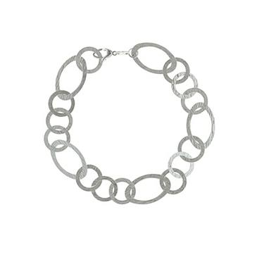 колье из серебра art4090001
