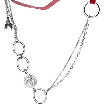 Ожерелье Cacharel из серебра cac13480