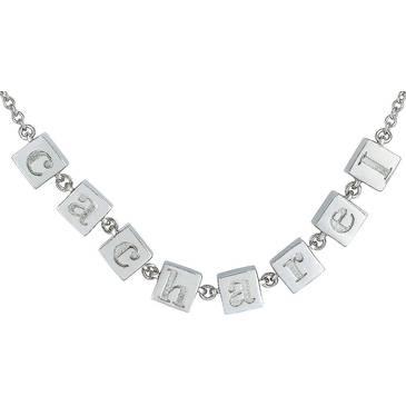 Ожерелье Cacharel из серебра CAC05142