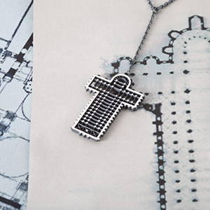 St.Sernin из серебра PC 04.925