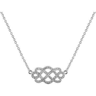 Ожерелье Georges Legros из серебра 7013710 11 08 045