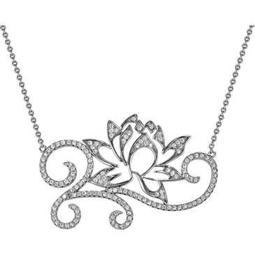 Ожерелье Georges Legros из серебра AL2606SSI045