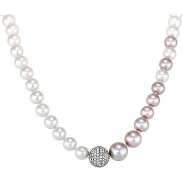 Ожерелье Misaki из серебра QCRNENJOYVEL
