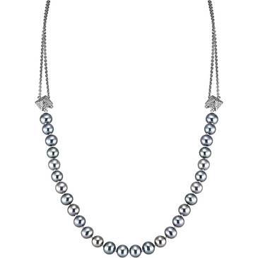 Ожерелье Misaki из серебра QCUNDANCE