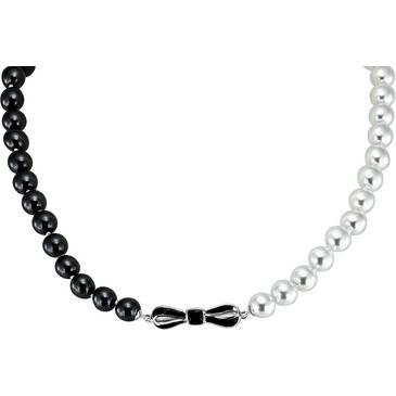 Ожерелье Misaki из серебра QCRNRIBBONLONG