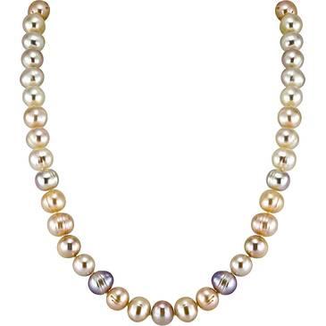 Ожерелье Misaki из серебра QCUNROSELONG