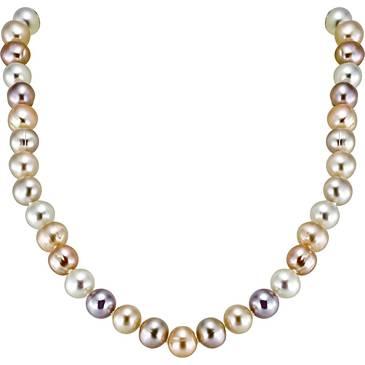 Ожерелье Misaki из серебра QCUNROSESHORT