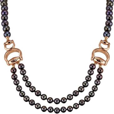 Ожерелье Misaki из серебра QCUNFIRST2STR