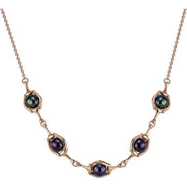 Ожерелье Misaki из серебра QCUNFIRST