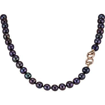 Ожерелье Misaki из серебра QCUNFIRST1STR