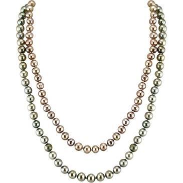 Ожерелье Misaki из серебра QCUNKEYWEST