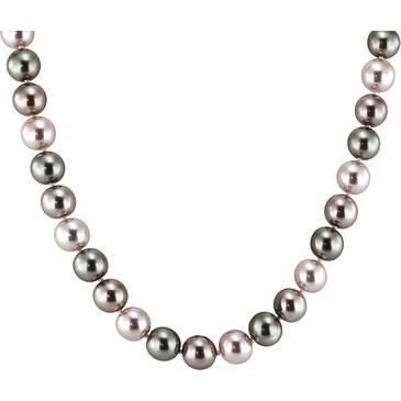 Ожерелье Misaki из серебра QCRNCARPEDIEMSHORT