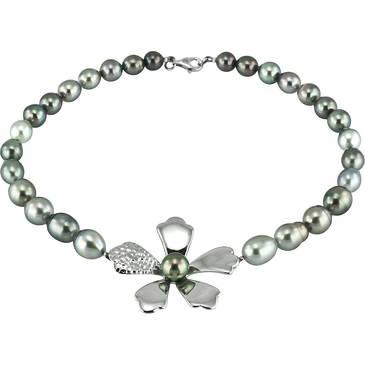 Ожерелье Tahizea из серебра 5417940303/544
