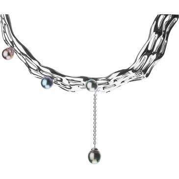 Ожерелье Tahizea из серебра 2416045303/496