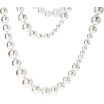 Ожерелье Misaki с жемчугом из стали qcrncelestwhxl