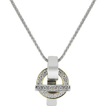 Ожерелье Guy Laroche из желтого золота TZ510XB3