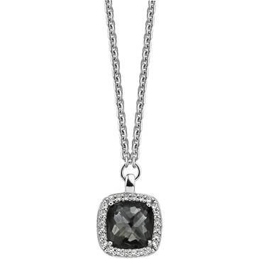 Ожерелье Ti Sento из серебра 3792BL 42