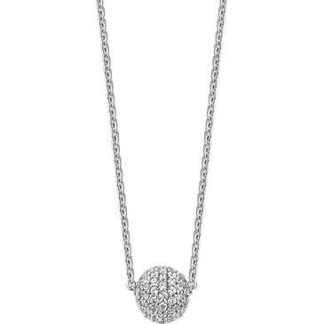 Ожерелье Ti Sento из серебра 3832ZI 42